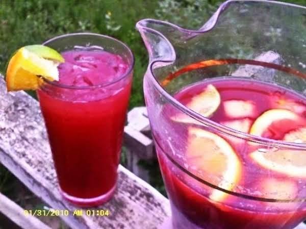 Spiced Fruit Tea Recipe