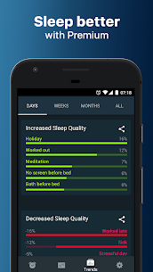 Sleep Cycle alarm clock v3.0.2387 [Premium] APK 5