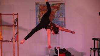 Funámbola organiza la I Gala de Circo con motivo de la Primavera.