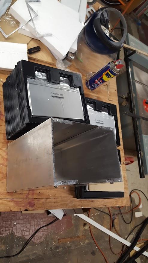 LTO Lithium Titanium Oxide (Titanate) Battery 30S (now 32S