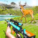 Deer Hunting Sniper Shooting Games icon