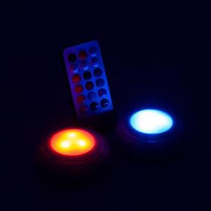 Set 2 x Lampa de veghe cu telecomanda