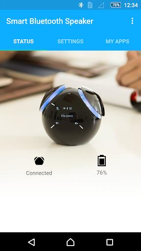 Smart Bluetooth® Speaker BSP60