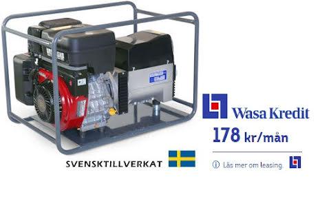 Bensinelverk KVM V 4000