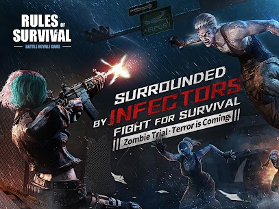RULES OF SURVIVAL ‏ 7