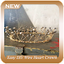 Easy DIY Wire Heart Crown APK icon
