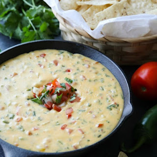 Queso Dip.