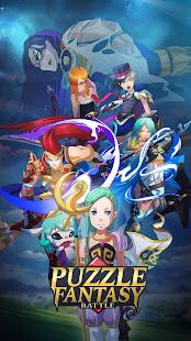 Puzzle Fantasy Battles – Match 3 Adventure Games 1
