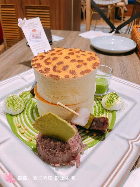 台北市中山區|Engolili 英格莉莉 輕食館。必點英式豹紋厚鬆餅!