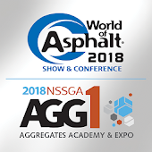 2018 AGG1 & World of Asphalt Official Show App