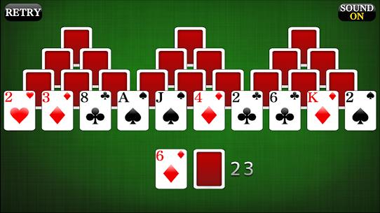 TriPeaks [card game] 2