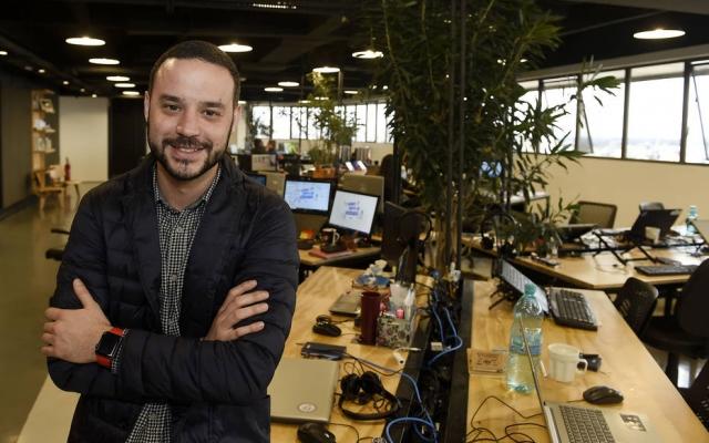 Tiago Dalvi, fundador e presidente da Olist, diz que startup tem 320 mil clientes
