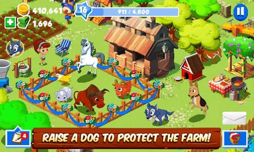 Green Farm 3 MOD APK (Unlimited Money) 1