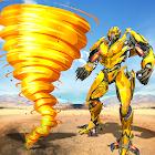 龍捲風機器人變換:未來機器人大戰 icon