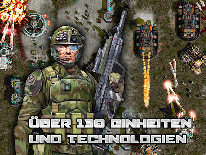 Machines at War 3 RTS Screenshot
