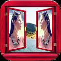 Mirror Image Photo Editing icon