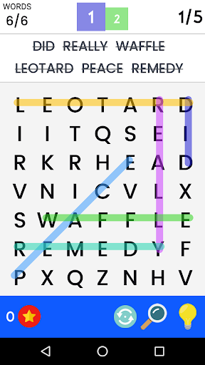 Word Search 1.1.1 screenshots 4
