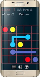 Colorful dots: fun puzzle game APK screenshot thumbnail 1