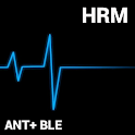 Heart Rate Monitor ANT+ BLE icon