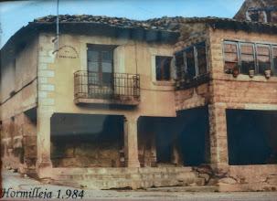 Photo: Ayuntamiento viejo. Proveedor: Julia González Izquierdo. Año: 1984.
