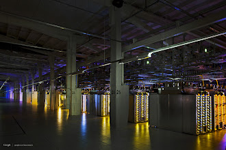 Photo: Final photo of the server room in Hamina (http://goo.gl/BmFo5)