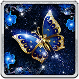 Blue Butterfly Live Wallpaper Apk Download Free for PC, smart TV