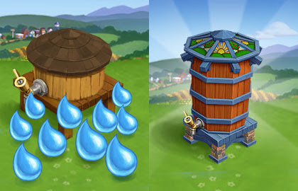 farmville 2 water tower