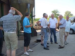 Photo: Vrijdag 2 augustus 2013, het KNMI in De Bilt meet 34 gr. C en  er wordt 's avonds vanaf 19.00 uur een huiskeuring gehouden bij fam. de With, Lexmond.