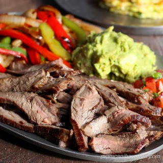 Traditional Beef Fajitas