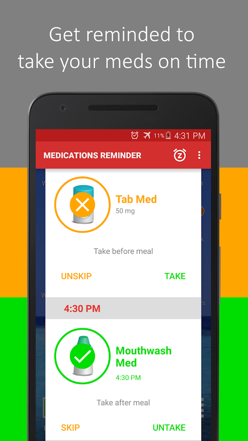 Medication Reminder: Medica- screenshot