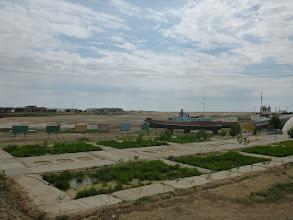 Photo: Aralské přístaviště...