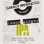Garage Lemon Ginger IPA