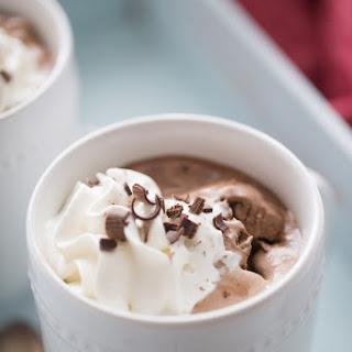Mocha Mudslide Hot Chocolate.