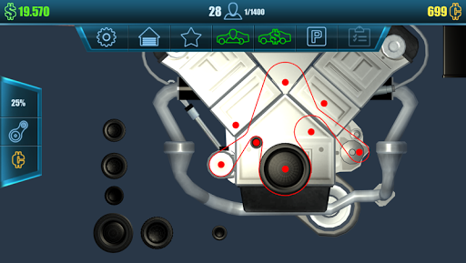 Car Mechanic Simulator 2016 screenshot 21