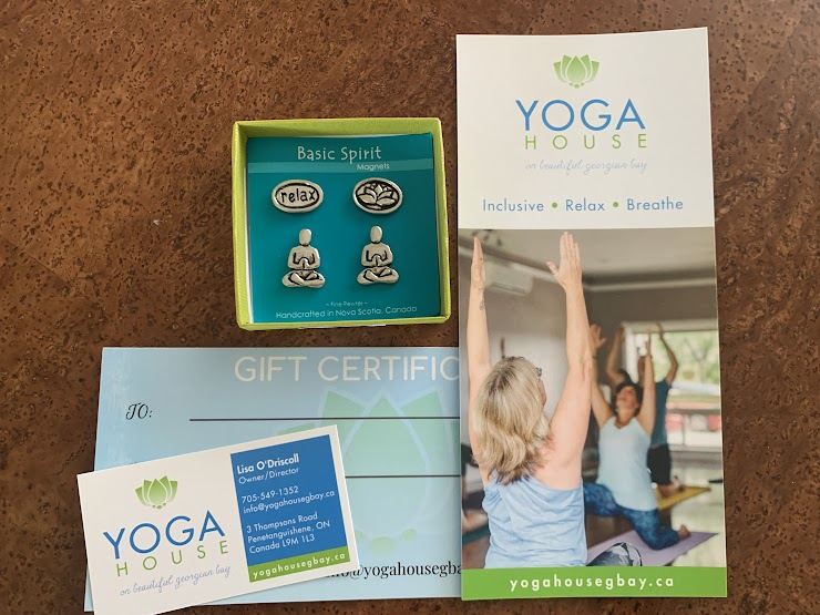 Got your yoga pants on and ready to use them for actual yoga? Then this prize is for you! Get ready to experience ease and vitality in your body and mind with this exclusive one month membership to online yoga classes at the Yoga House. Paired with yoga magnets we know you'll be drawn to this one!   The experienced, certified yoga instructors at the Yoga House are committed to providing a safe yoga practice while teaching to the unique needs of individuals. At the Yoga House you will be encouraged to practice at your own ability and skill level, modify poses as necessary, and evolve at your own pace. They offer a variety of yoga classes from beginners to mommy and baby yoga, prenatal yoga, restorative yoga and chair yoga.