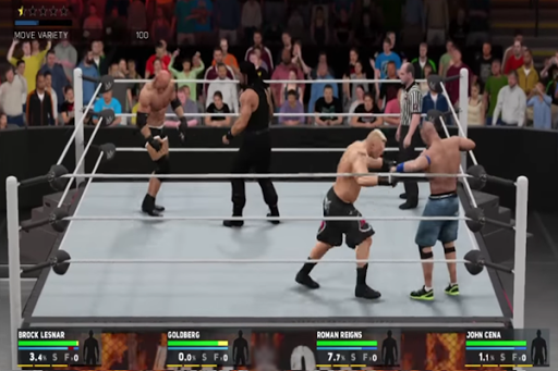 Hints WWE 2K17 Smackdown 1.0 screenshots 4