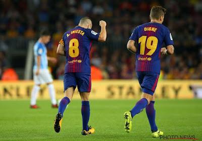 Le Barça reprend sa marche en avant