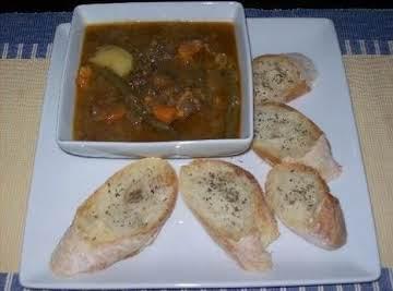 Portuguese Sopas