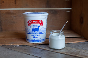 Photo of the share - Organic Plain Nonfat Yogurt