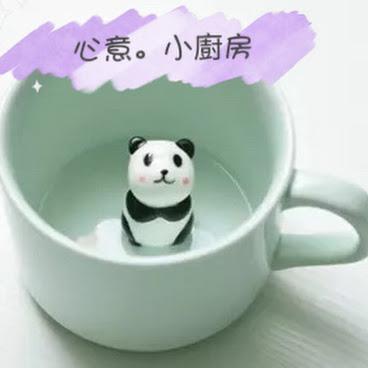 3D動物杯 - 熊貓 (代購)