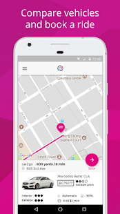 Free2Move - The Carsharing App- screenshot thumbnail