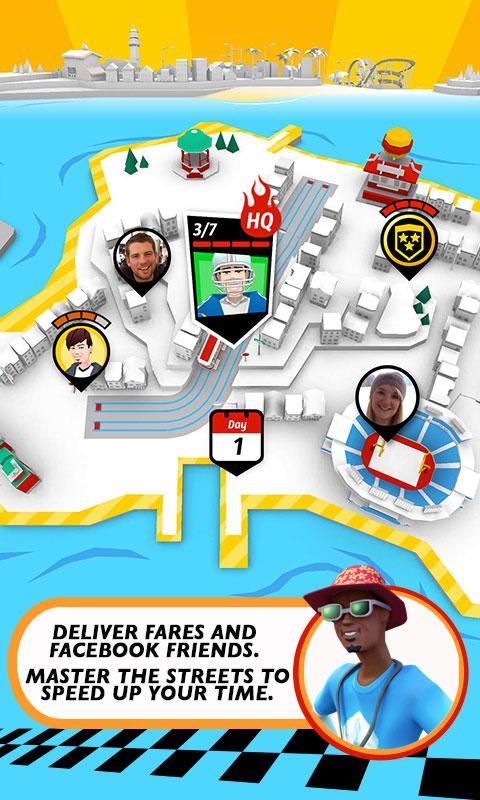 Crazy Taxi™ City Rush screenshot #6
