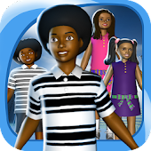 B'Bop and Friends 3D World Moble Game for Children