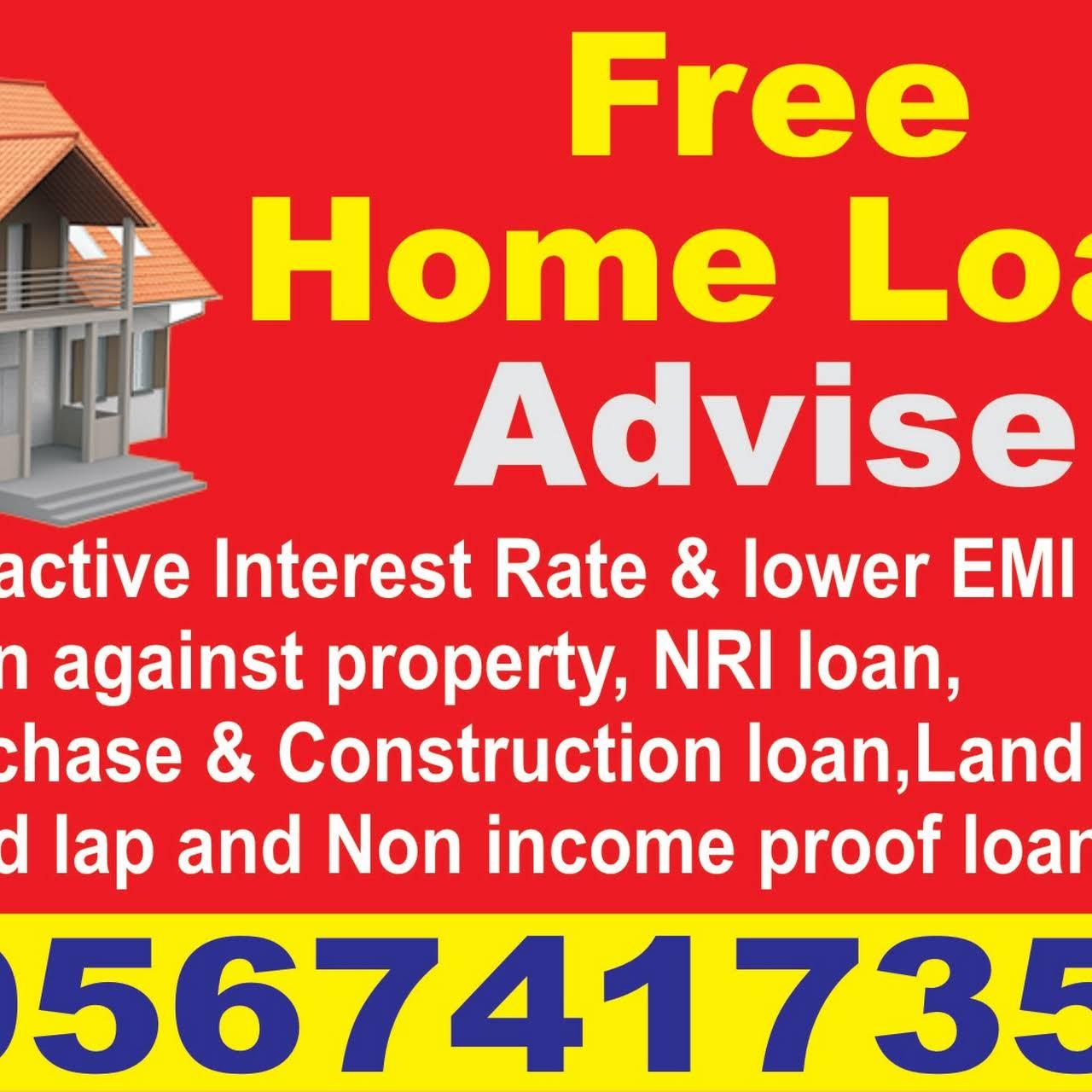Home Loans Kerala - House Loan Agency in ernakulam