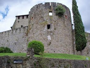 Photo: Może nie najwyższa, ale najbardziej okazała wieża fortecy w Gorizia.