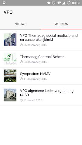 android VPO Screenshot 1