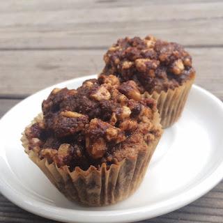 Tigernut Butter Muffins (GF, NF/DF option)