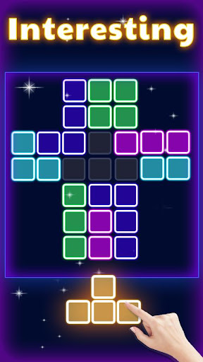 Glow Puzzle Block - Classic Puzzle Game screenshots 3