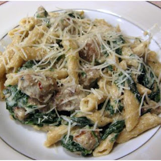 Pasta Sausage Spinach Ricotta Recipes