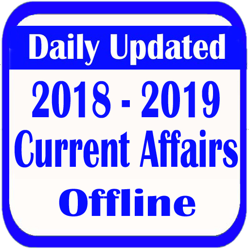 Current Affairs 2018-2019 App Offline - Apps on Google Play